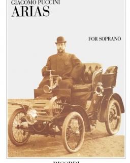 Giacomo Puccini: Arias for soprano