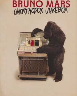 Bruno Mars: Unorthodox Jukebox - ének-zongora-gitár