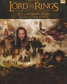 Lord of the Rings - Gyűrűk Ura filmzene -  Easy Piano