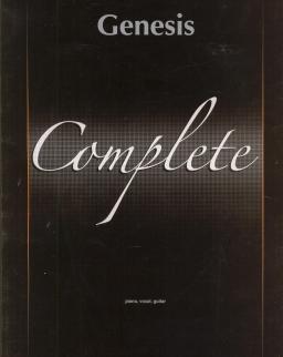 Genesis: Complete - ének, zongora, gitár