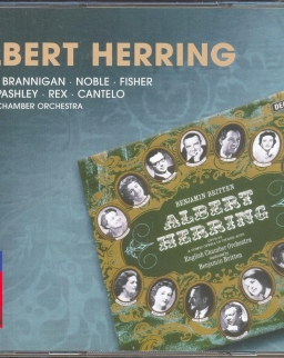 Benjamin Britten: Albert Herring - 2 CD