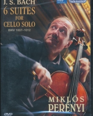 Johann Sebastian Bach: Cello Suites - DVD