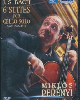 Johann Sebastian Bach: Cello Suites - DVD