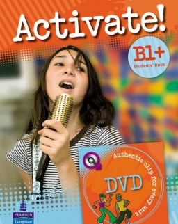 Activate! B1+ Student's Book with DVD