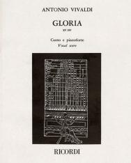 Antonio Vivaldi: Gloria - zongorakivonat