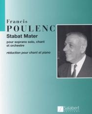 Francis Poulenc: Stabat Mater - zongorakivonat