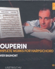 Francois Couperin: Complete Works for Harpsichord - 10  CD