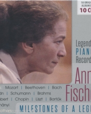 Annie Fischer - Milestones of a Piano Legend 10 CD