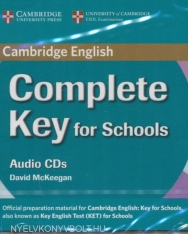Complete Key for Schools Class Audio CDs
