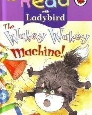 Read with Ladybird The Wakey Wakey machine!
