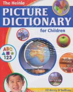 The Heinle Picture Dictionary for Children with CD-ROM (British English Edition)