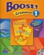 Boost! Grammar 1 Student's Book with Audio CD
