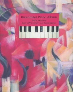 Bärenreiter Piano Album - Early 20th Century
