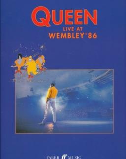 Queen: Live at Wembley '86 (ének, zongora, gitár)