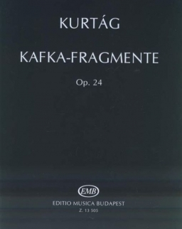 Kurtág György: Kafka-töredékek