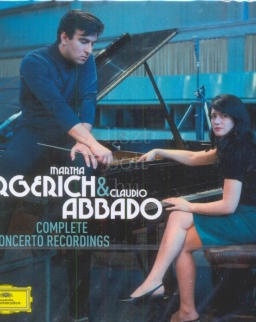 Martha Argerich and Claudio Abbado Complete Concerto Recordings - 5 CD