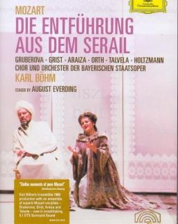 Wolfgang Amadeus Mozart: Die Entführung aus dem Serail DVD