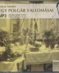 Márai Sándor: Egy polgár vallomásai MP3 - Rátóti Zoltán előadásában