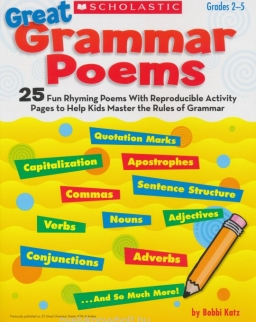 Great Grammar Poems - 25 Fun Rhyming Poems