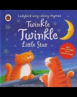 Ladybird Sing-Along Rhymes - Twinkle Twinkle Little Star Board Book (With peek-throughs)
