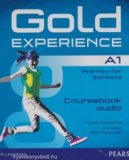 Gold Experience A1 Pre-Key for Schools Class Audio CDs(2)