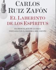 Carlos Ruiz Zafón: El Laberinto de los Espíritus