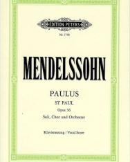 Felix Mendelssohn: Paulus - zongorakivonat