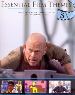 Essential Film Themes 5. - zongora