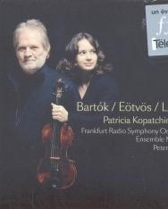 Bartók Béla: Violin Concerto No. 2, Eötvös Péter: Seven, Ligeti: Violin Concerto