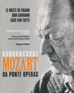 Wolfgang Amadeus Mozart: Da Ponte Operas - 6 DVD