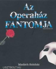 Operaház fantomja - Madách Színház előadása - 2 CD