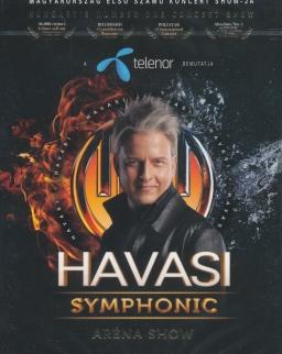 Havasi Balázs: Symphonic Aréna Show 2015 - DVD