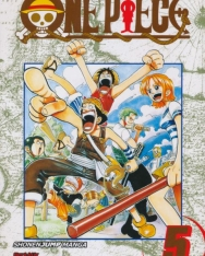 Eiichiro Oda: One Piece, Vol. 5. For Whom the Bell Tolls