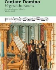 Cantate Domino - 50 egyházi kánon