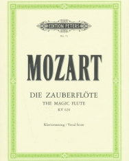 Wolfgang Amadeus Mozart: Die Zauberflöte - zongorakivonat