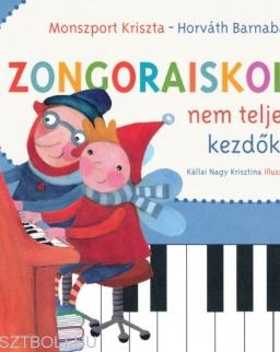 Monszport Kriszta - Horváth Barnabás: Zongoraiskola 2. (4 kezes darabok)