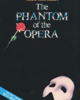 Phantom of the Opera - ének, zongora, gitár