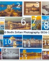 Többféle Budapest poszter (Bodis)