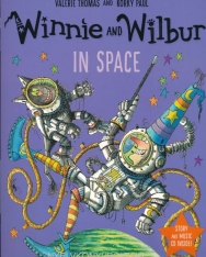 Winnie and Wilbur in Space with Story and Music CD