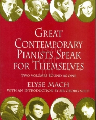 Great Contemporary Pianists Speaks For Themselves vol. 1&2