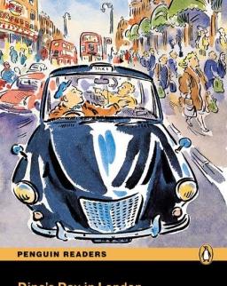 Dino's Day in London - Penguin Readers Easystarts