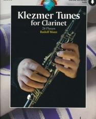 Klezmer Tunes for Clarinet (+letölthető hanganyag)
