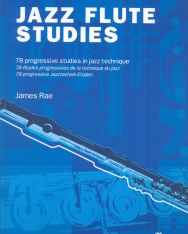 Jazz flute studies - 78 progressive studies in jazz technique