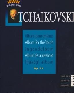 Pyotr Ilyich Tchaikovsky: Jugendalbum (Ifjúsági album) op. 39