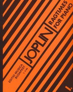 Scott Joplin: Ragtimes 1.
