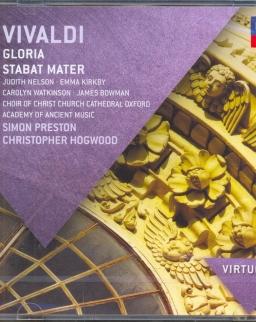 Antonio Vivaldi: Gloria, Stabat mater, Nulla in mundo pax sincera, Cantata