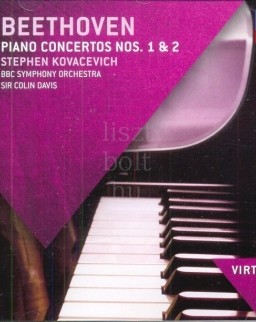 Ludwig van Beethoven: Concerto for Piano No. 1,2