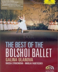 Bolshoi Ballet best of DVD