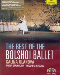 Bolshoi Ballet best of DVD