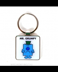 Mr. Grumpy Keyring